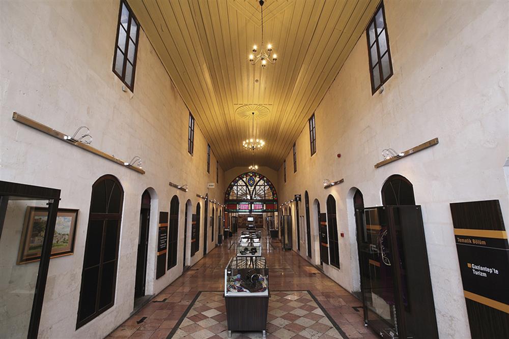 Bayazhan Gaziantep City Museum